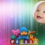 Fotomontaje gratis con Pocoyó