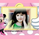 Fotomontaje de Minnie para crear online