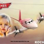Fotomontaje de Aviones con Rochelle