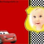 Fotomontaje de Cars con Rayo McQueen