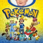 Marco de Pokémon para crear con foto