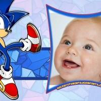 Fotomontaje de Sonic para crear gratis