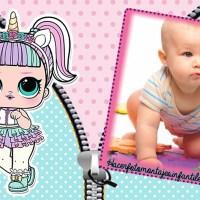 Fotomontaje de LOL Suprise para editar gratis con tu fotografia