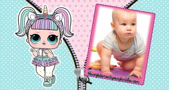 editar fotos lol surprise munecas - lol surprise dolls