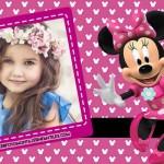 Marcos de Minnie para editar con Foto
