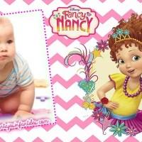 Fancy Nancy Marcos para editar Fotos