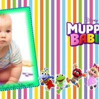 Marcos de Muppet Babies para editar fotos