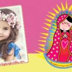 Fotomontajes de Virgencita Porfis