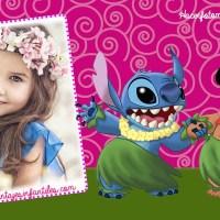 Fotomontajes de Lilo y Stitch