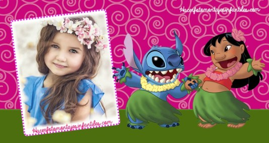 Marcos de Lilo y Stitch - photo frames online