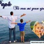 Marco para fotos Día del Padre