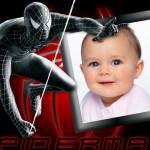 Marco infantil de Spiderman