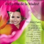 Marco de Día de la Madre para fotos