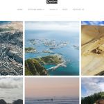 launch a photography site