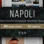 photopgraphy website template