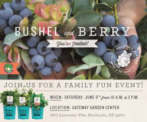 Gateway Garden Center Family Fun Event