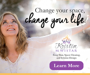Kristin M. Wistar Change your space change your life
