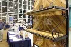 Silent Auction Wine rack