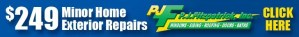 PJ Fitzpatrick, Inc. $249 Minor Home Exterior Repairs