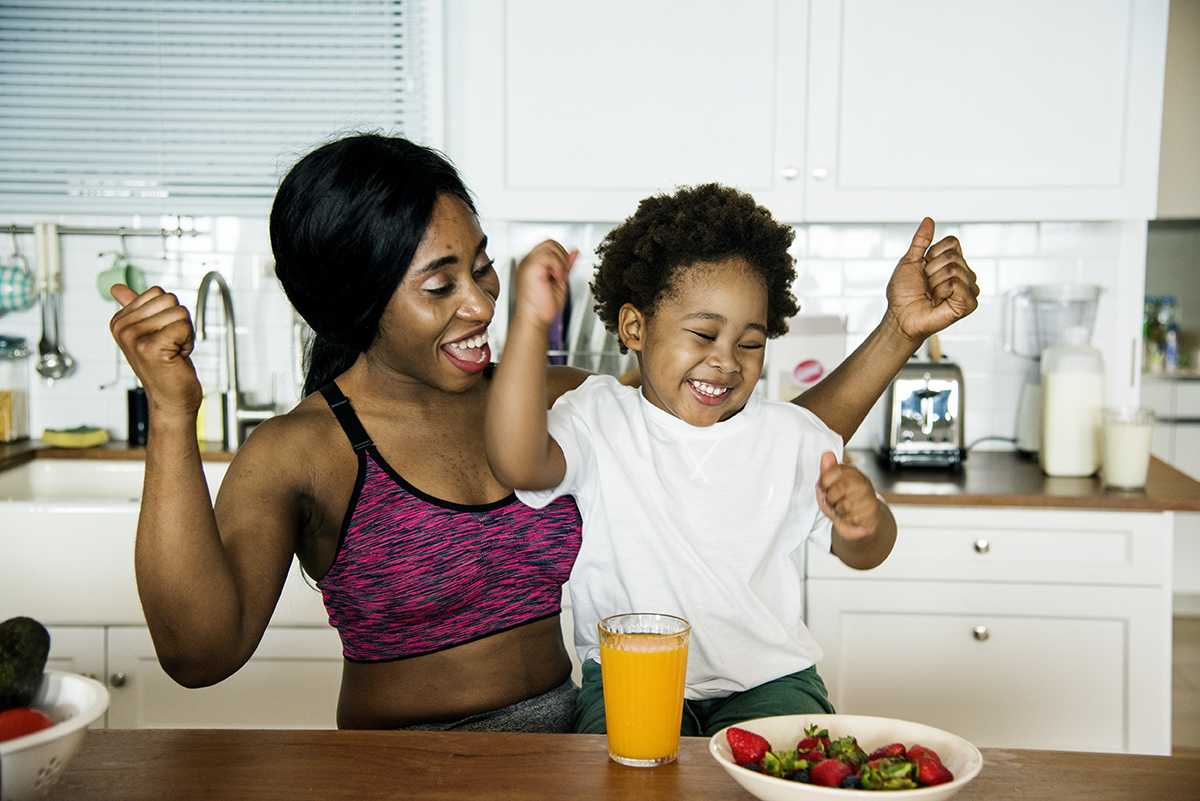 6 Healthy Food Rules to Start Implementing with Your Kids Now