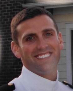 Navy EOD LT Chris Mosko