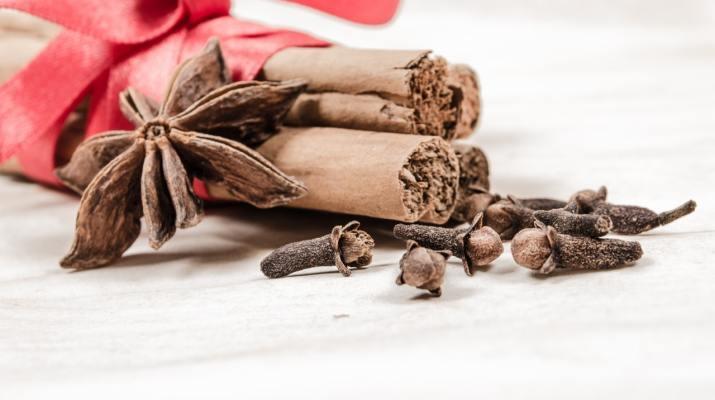 Cinnamon, Cloves, and Star Anise