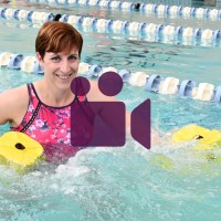 Burn Calories and Sculpt Muscle From the Pool