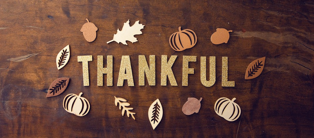 8 Ways to Be Thankful Today and Everyday