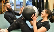 Burnin' For You: Couples' Medicine Ball Workout