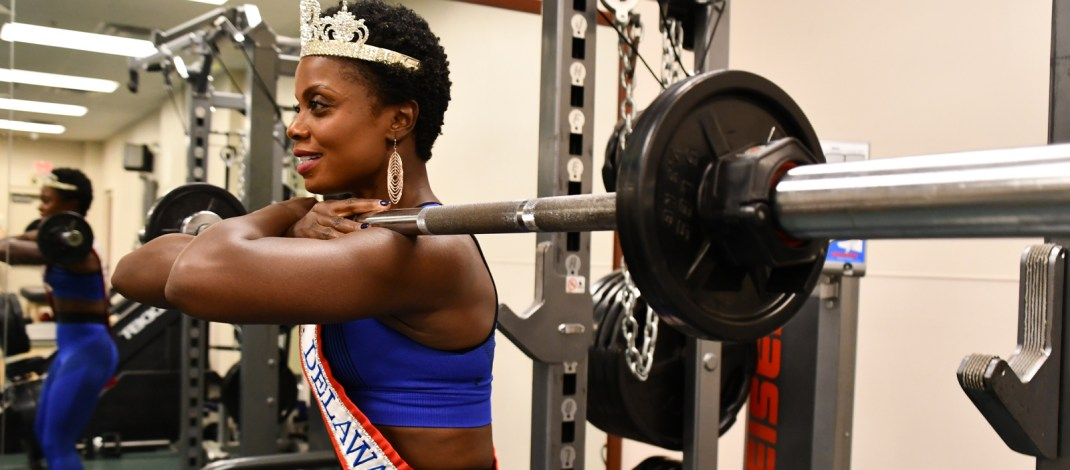 HAC Zumba Instructor Steals the Show as Mrs. Delaware America