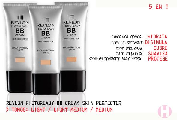bb cream revlon 2
