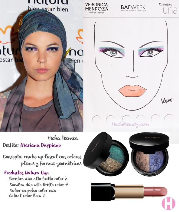 marianadappiano makeup baf2013