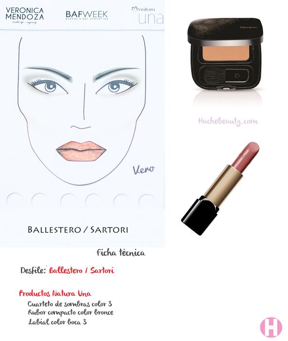 sartoriballestero makeup baf2013