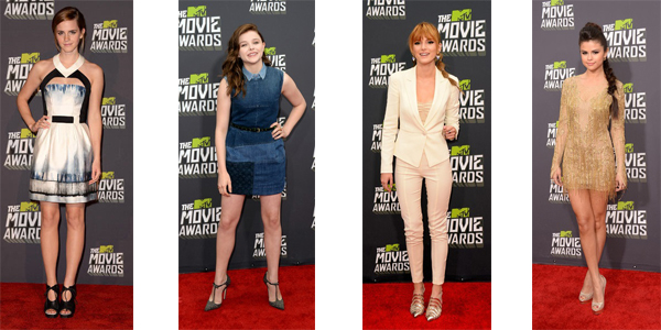 mtv movie awards 2013 fashion