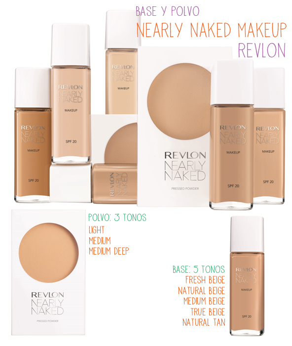 nearly naked revlon