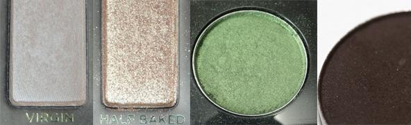 tutorial maquillaje 1 sombras