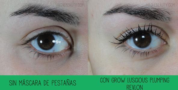 revlon grow luscious plumping mascara de pestañas