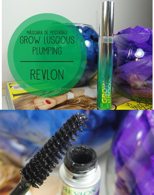 revlon grow luscious plumping mascara de pestañas argentina