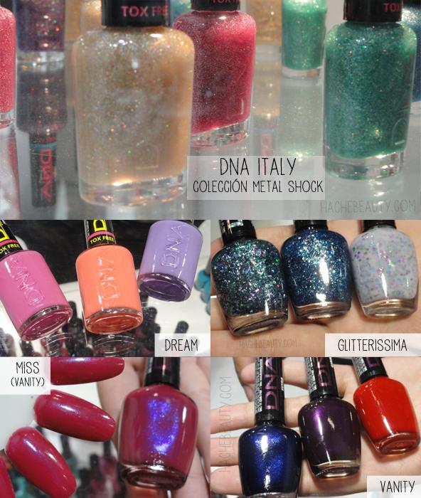 beauty fair 2013 esmaltes dna italy 2