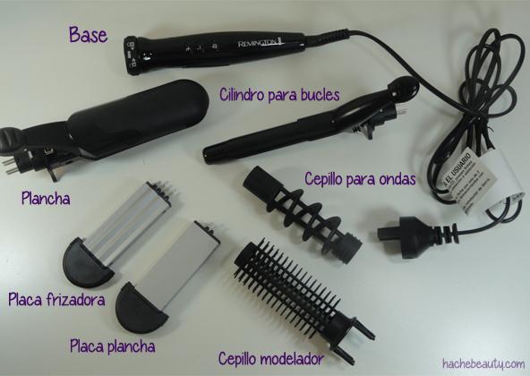 multistyler remington s8670 5 en 1