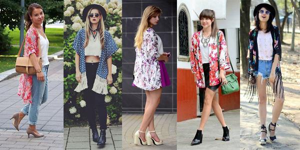 como usar kimono blazer jacket 5