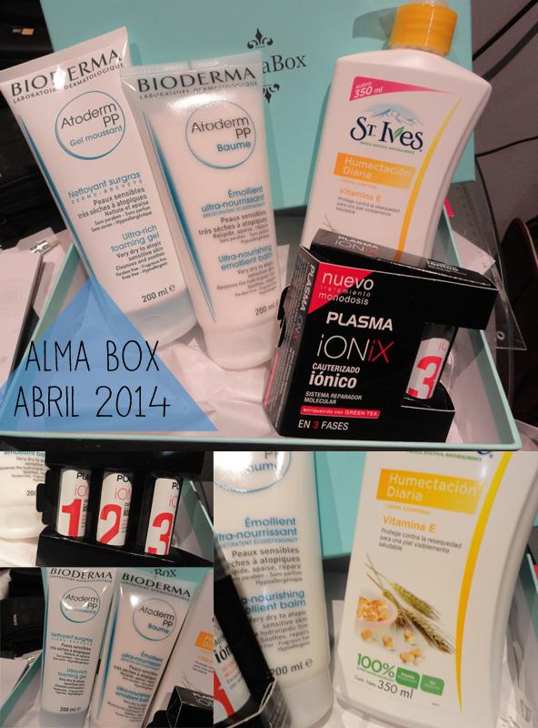 alma box abril 2014 hache beauty