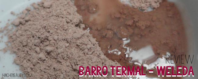 slider barro termal weleda