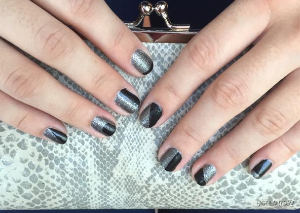 nail art geometrico loreal argentina 50 sombras