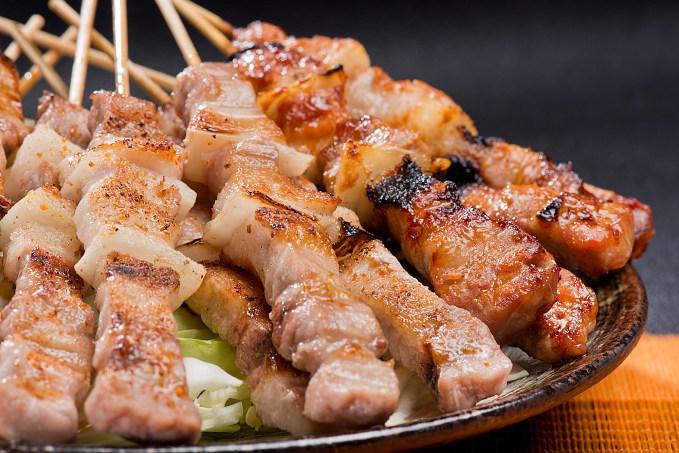 ブタバラ(塩・タレ・味噌)