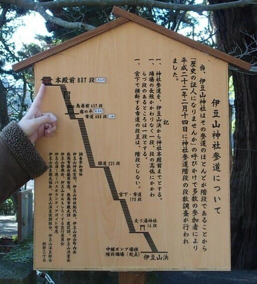 参拝困難な熱海伊豆山神社