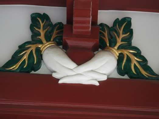 浅草待乳山聖天の夫婦和合の象徴の大根