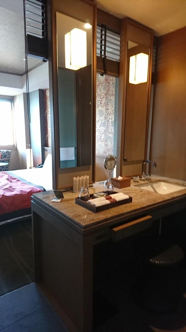 神戸オリエンタルホテルの客室