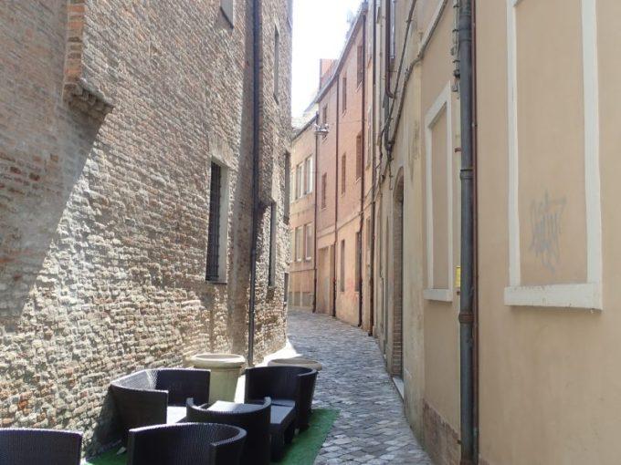 イタリアでラヴェンナ半日観光