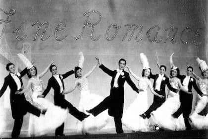 1947年に行われた宝塚歌劇団雪組の公演
